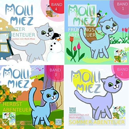 Jahreszeiten Mit Molli Miez Autor Stellt Vor Kinderbuch Blog