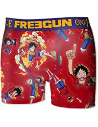 Boxer Freegun Homme One Piece Luffy