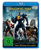 Pacific Rim: Uprising [Blu-ray] -