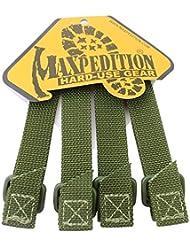 Maxpedition 3 \ TacTie 4 -Pack Bandoulière Vert kaki