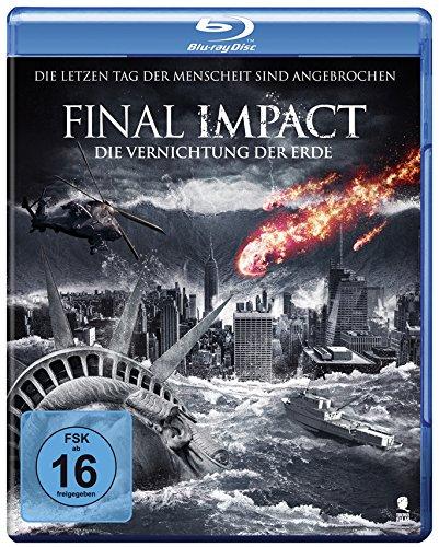Final Impact - Die Vernichtung der Erde [Blu-ray] Der Apokalypse-code