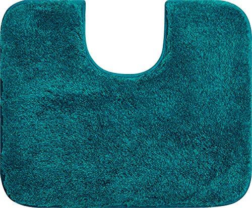 Felpudos de Baño, 100% Poliacrílico Ultra Soft, turquesa, 60x 100x 3,2cm
