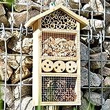 Royal Gardineer Insektenhotel Flora - Nistkasten für Nützlinge -