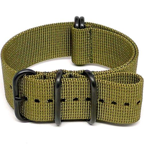 daluca-cinturino-nato-in-nylon-balistico-cinturino-colore-verde-oliva-fibbia-pvd-24-mm