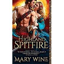Highland Spitfire (Highland Weddings Book 1) (English Edition)