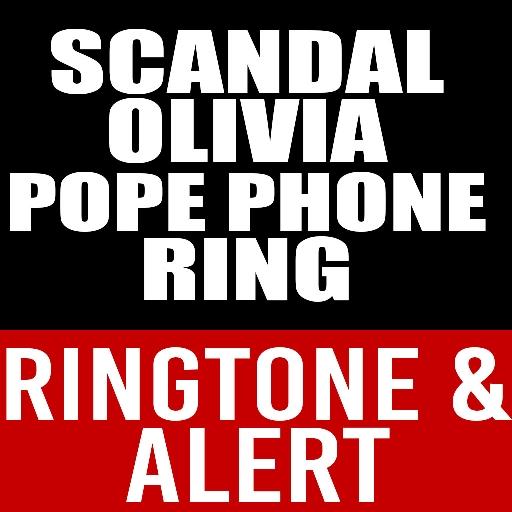 Scandal Olivia Pope Phone ring Ringtone and Alert