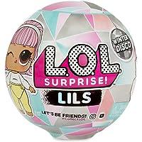L.O.L. Surprise Sisters & Lil boule 5 surprises dont Sisters, 1 Lil Brother ou 1 Fuzzy Pets 3,5cm, Accessoires, Modèles…
