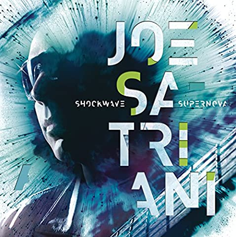 Cd Joe Satriani - Shockwave