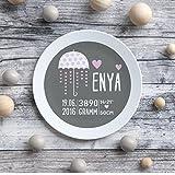 Teller Kinderteller Melaminteller Kunststoffteller Enya