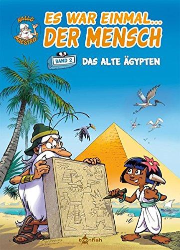 Es war einmal... der Mensch. Band 2: Das alte Ägypten (Tv Es)