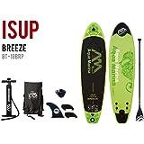 Aqua Marina Breeze 9.9isup sup Stand Up Paddle Board avec Sport II Pagaie