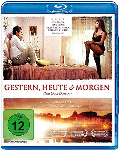Gestern, heute & morgen [Blu-ray] [Edizione: Germania]