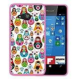 WoowCase Microsoft Lumia 550 Hülle, Handyhülle Silikon