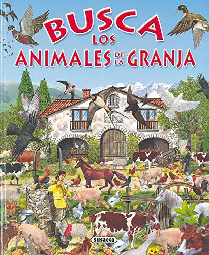 Busca Animales De La Granja por Pere Rovira