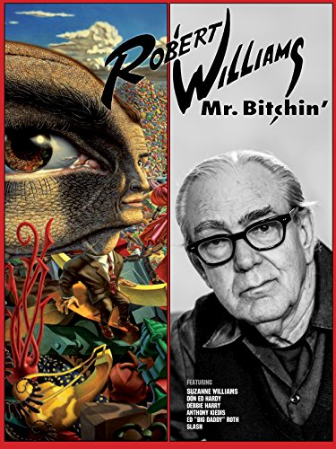Robert Williams Mr Bitchin'