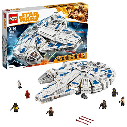 LEGO Star Wars Kessel Run Millennium Falcon 75212 Star Wars Spielzeug 14