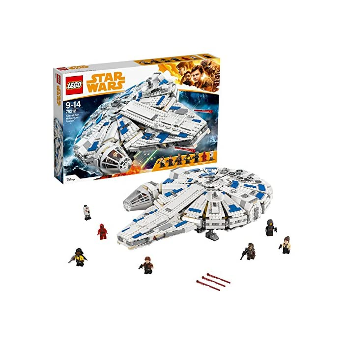 LEGO Star Wars Kessel Run Millennium Falcon 75212 Star Wars Spielzeug 1