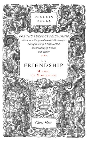 On Friendship (Penguin Great Ideas) (English Edition)