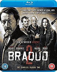 Braquo Season 2 [Blu-ray]