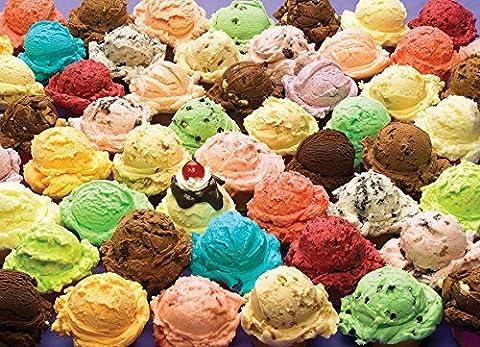 Ice Crème Parfum Huiles–économie Lot de 10Favourites–Apple, banane, Bubble Gum, Candy Floss, cerise, Chocolat, Fudge, fruits de la passion, Fraise et Vanille–Brûleurs pour aromathérapie, huile de massage et de bain/
