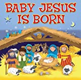 Baby Jesus is Born (Sticker Books)