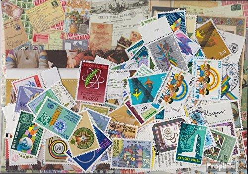 ONU - Ginevra 100 diversi Francobolli (Francobolli...