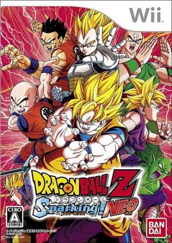 Dragon Ball Z Sparking! NEO[Japanische Importspiele] (Dragonball Z Wii Spiele)