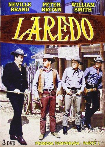 Laredo - Temporada 1, Parte 1 [DVD]