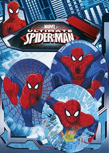 Zettl Marvel Spiderman * Juego 3* Aplicaciones Parches