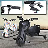Kinder Elektro DRIFTSCOOTER 360 Scooter Dreirad Drift Scooter 250 Watt