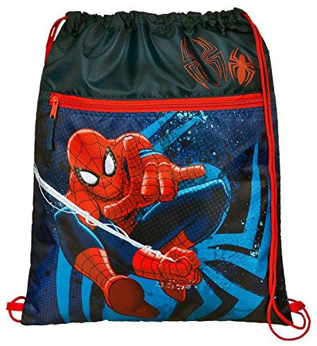 Undercover SPJU7240 Schuhbeutel, Marvel Spider-Man, ca. 40 x 32 x 0,5 cm
