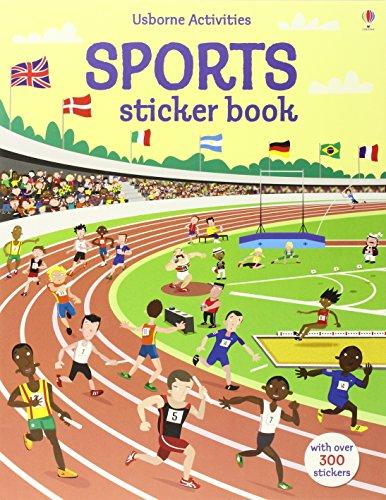 Sports Sticker Book (Sticker Books)