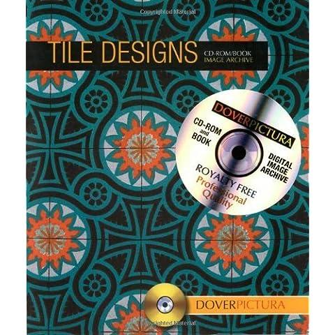 Tile Designs (Dover Pictura Electronic Clip Art)