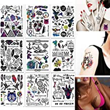 Amazones Tatuajes Temporales Adultos