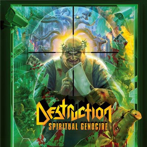 Destruction: Spiritual Genocide (Audio CD)