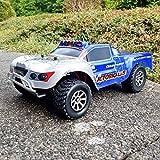 RAYLINE Ferngesteuertes RC Rallye Auto 4WD Wagen Spielzeug Monster Truck bis 70 km/h