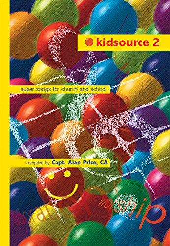 Kidsource 2 - Vocal - Book