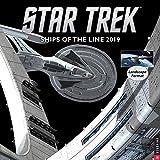 Star Trek navires de la ligne 2019Calendrier mural...