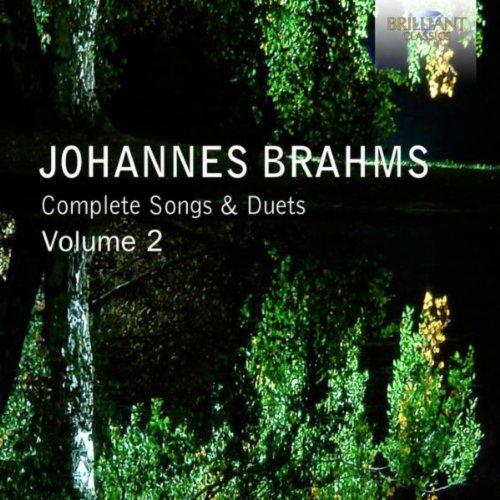 Brahms: Complete Songs & Duets...