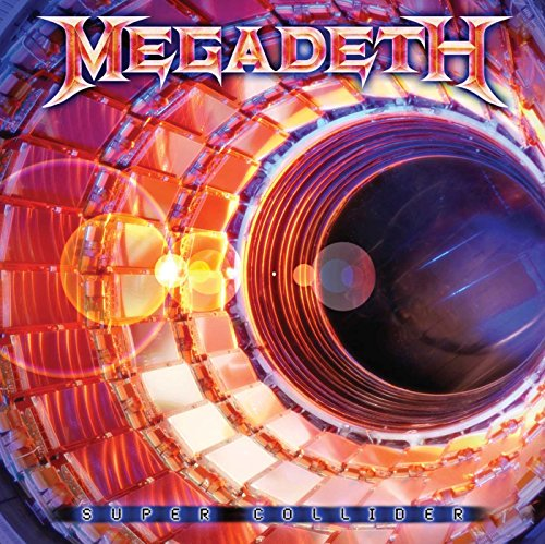 Megadeth: Super Collider (Audio CD)