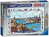 Ravensburger Visit London! Puzzle 1000 Teile