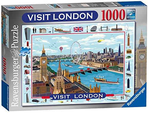 Ravensburger Visit London! Puzzle 1000 Teile -