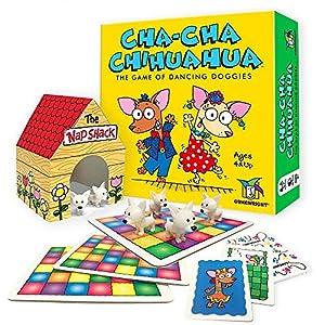 Gamewright Cha-Cha Chihuahua Juego para niños