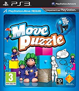Move Puzzle (jeu PS Move)