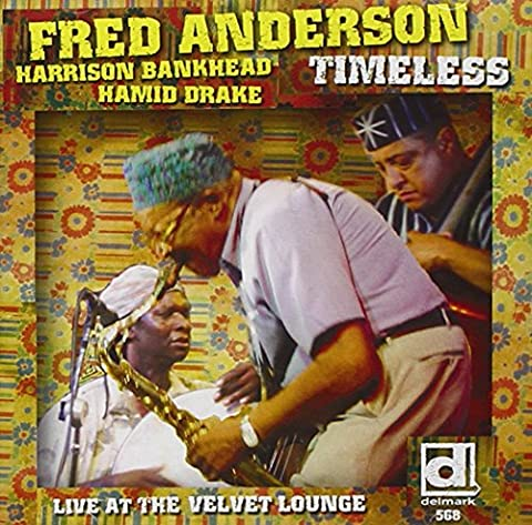 Timeless : Live At The Velvet Lounge [Import anglais]