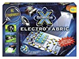Ravensburger - 18898 - Jeu Éducatif Scientifique - Maxi Science X - Electro'Fabric
