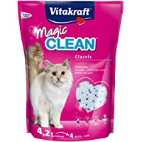 Vitakraft - Magic Clean 4 Semaines pour chat