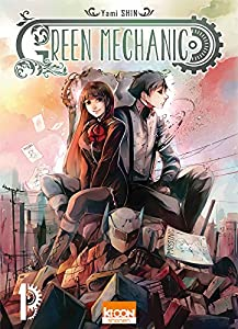 Green Mechanic Edition simple Tome 1