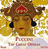 Puccini The Great Operas