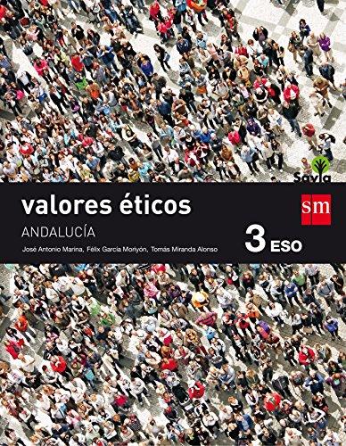 Valores éticos 3 ESO Savia Andalucía